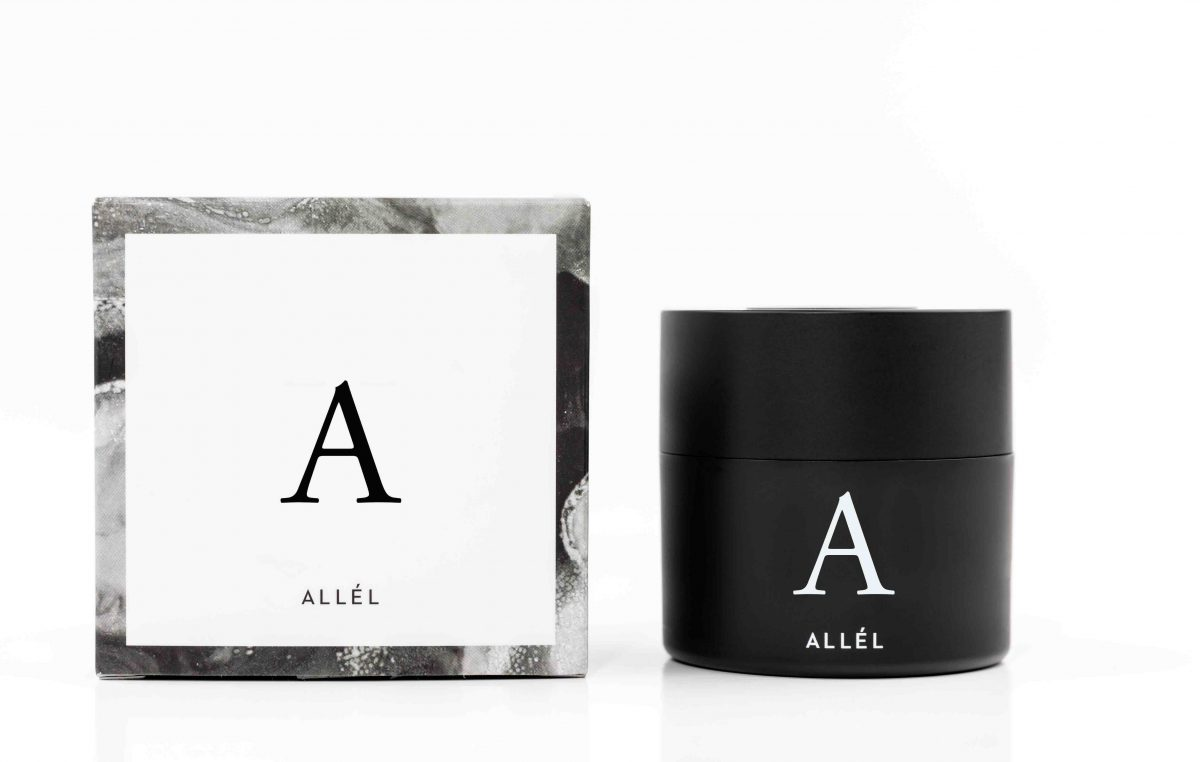 DNA-matched skincare from ALLÉL