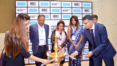 Aesthetic Medicine India Show arrives with a bang!