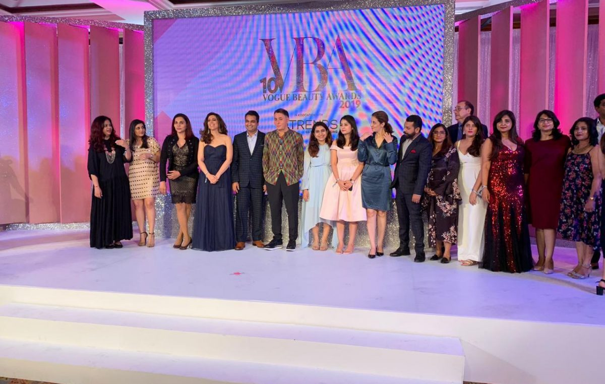 Skinnovation bags two awards at Vogue Beauty Awards 2019