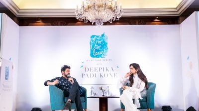 Deepika Padukone initiates lecture series on mental health