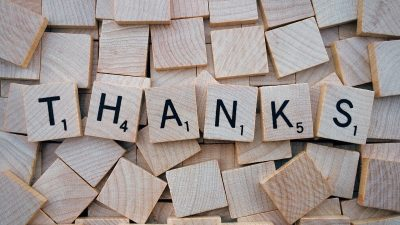 Are you losing business by not thanking your clients?