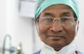 Padma Shri Dr Yogi Aeron helps the poor with reconstructive plastic surgery