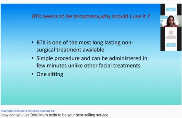 How can you use Botulinum toxin to be your best-selling service