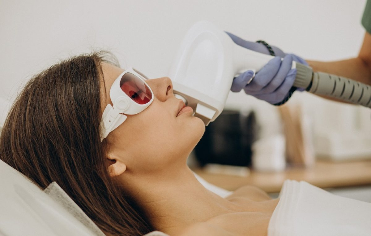 Cosmetic laser market sets it sights high